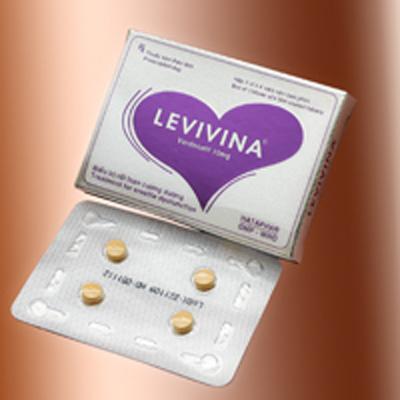 Levivina 10mg - Hộp 4 Viên