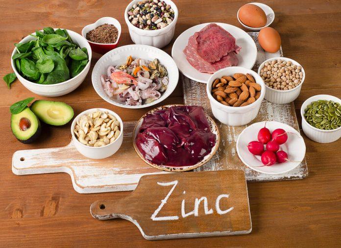 Thực phẩm chữa nhiều kẽm giúp tinh trùng khỏe mạnh