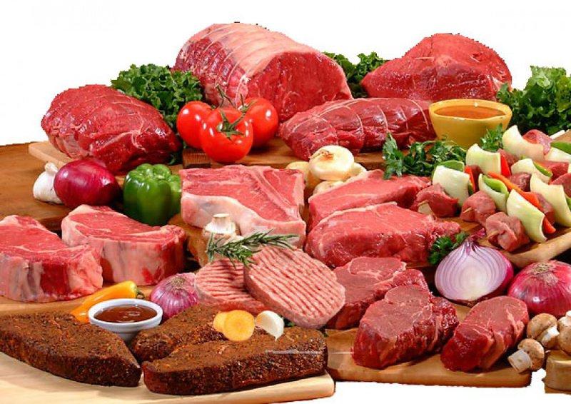 Thịt đỏ thực phẩm giúp tinh trùng khỏe mạnh