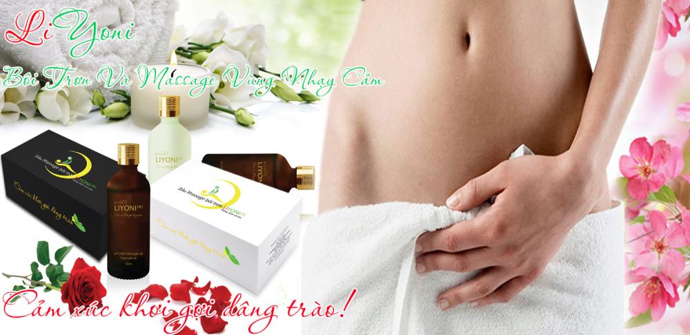 I.Đối tượng sử dụng Dầu Bôi Trơn Massage LiYoni