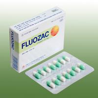 Fluozac 20mg Hộp 2 Vỉ x 14 Viên