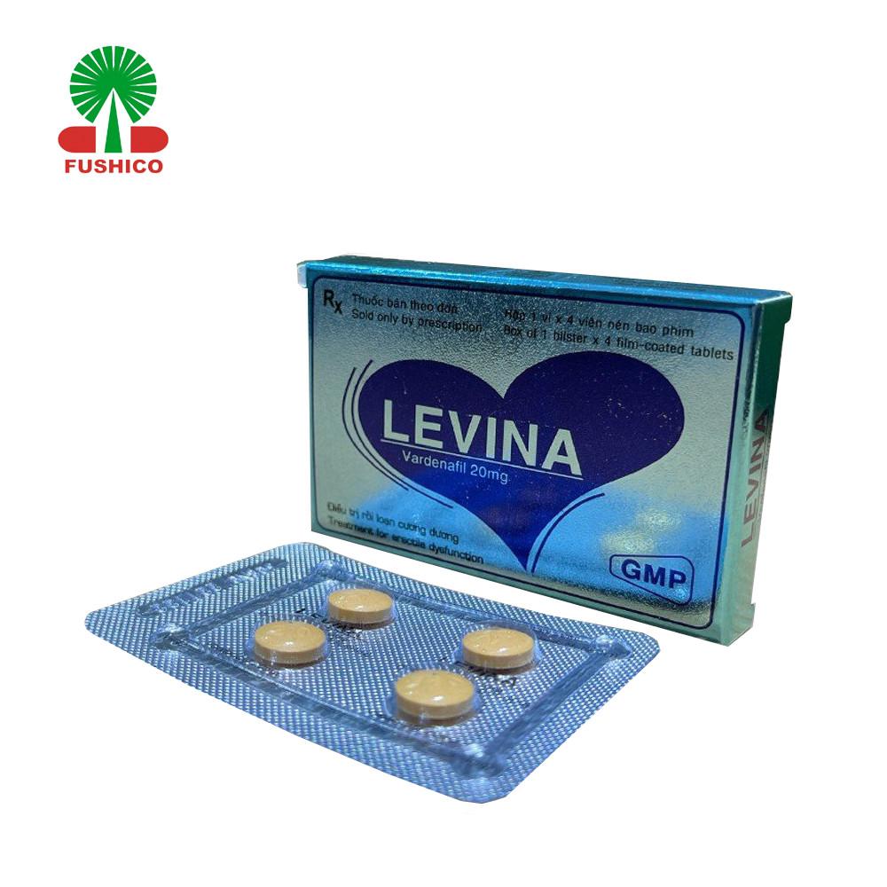 Levina 20mg - Hộp 4 Viên