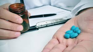 Thuốc trị bệnh rối loạn cương dương