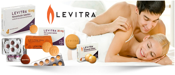 Levitra - thuốc chữa rối loạn cương dương