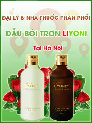Danh Sách Đại Lý & Nhà Thuốc Bán Sản Phẩm Dầu Bôi Trơn LIYONI tại Hà Nội