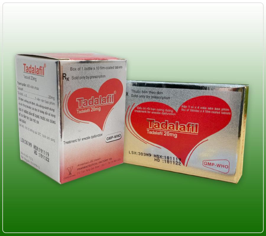 Giải đáp các câu hỏi thường gặp về Tadalafil - thuốc điều trị rối loạn cương dương ở nam giới